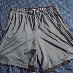Men's Russel shorts